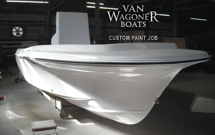 Cheap Boat Fiberglass Repair and Custom Paint Jobs