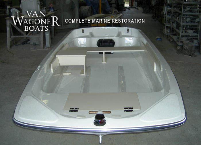 Complete Marine Restoration And Boat Fibergl Repair By Van Wagoner Boats